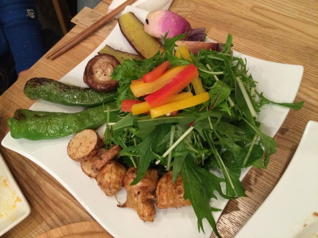 小林聖心から徒歩9分!宝塚マダムが通う有機野菜を中心にしたフレンチ料理!