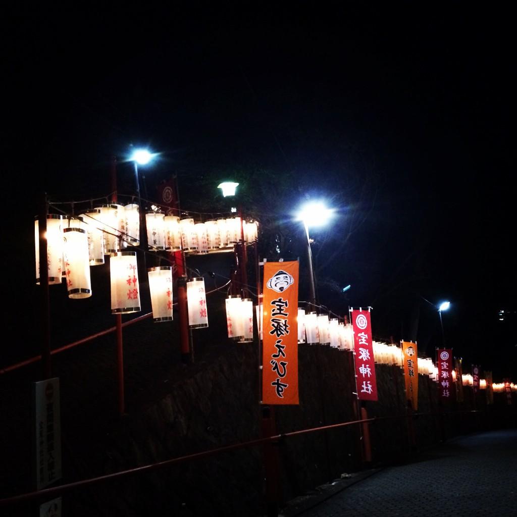 宝塚えびすの風景